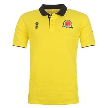 NUEVO Y OFICIAL Copa Mundial de Fútbol 2014 camiseta Polo ...
