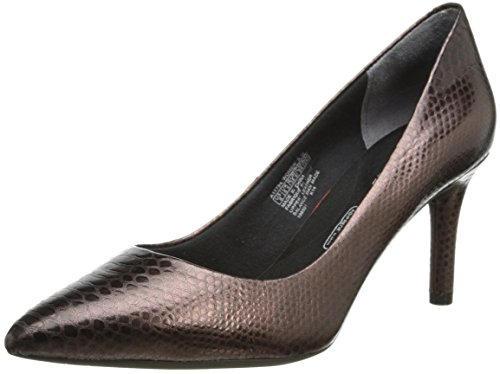 Rockport Pump Women's Motion Pointy Bronze Total 75mm qZr84q