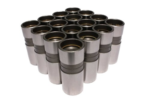 COMP Cams 2910-16 Performance Series Solid/Mechanical Lifter for Small and Big Block Ford, (Set of 16)