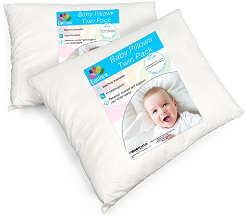 Image of the [2-Pack] Celeep Baby Toddler Pillow Set - 13