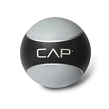 CAP Rubber Medicine Ball, 12-Pound