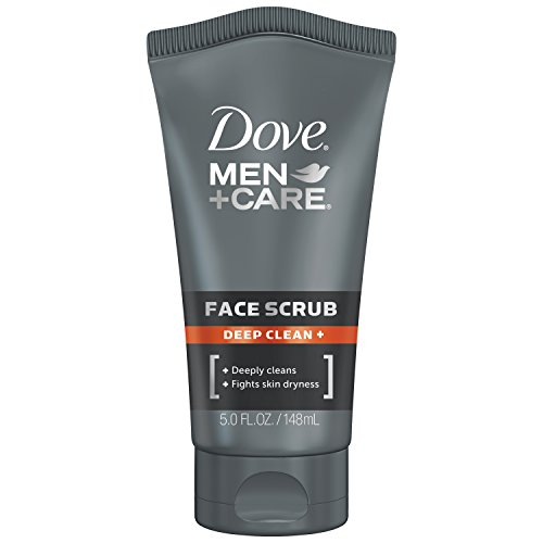Dove Care Face Scrub Clean product image