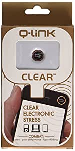 Q-Link Clear Diode For Cell Phone & EMF Protection