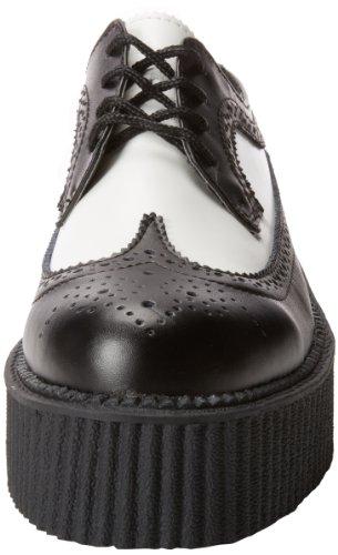 Black U Women's A8501 White Sneaker T K wBvxpR4