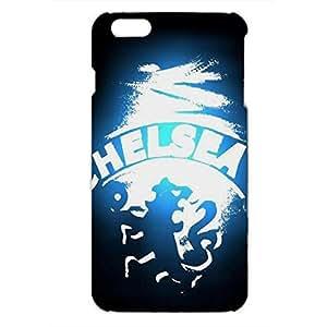 Unique Design FC Chelsea Football Club Phone Case Cover For Iphone 6Plus 3D Plastic Phone Case
