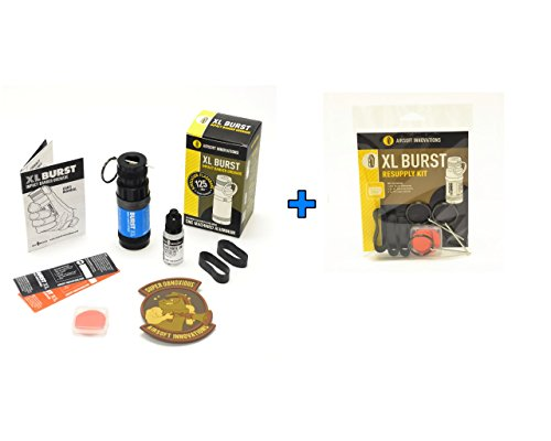 Bundle & SAVE!!! Airsoft Innovations XL Burst Banger and Resupply Kit - Bundle
