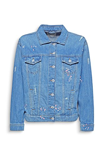 Wash Femme 902 Medium By blue En Edc Esprit Veste Multicolore Jean FZqzFw