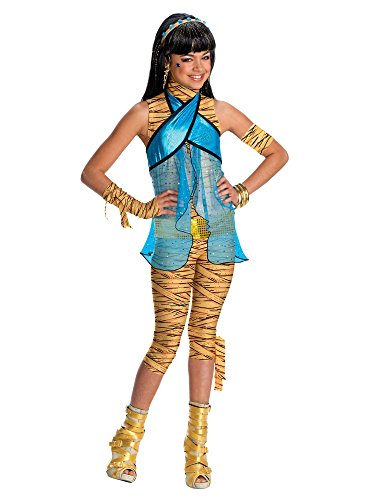 Cleo DeNile Monster High Costume for (Monster High Cleo Costumes)