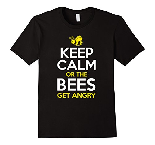 Mens Keep Calm Bees