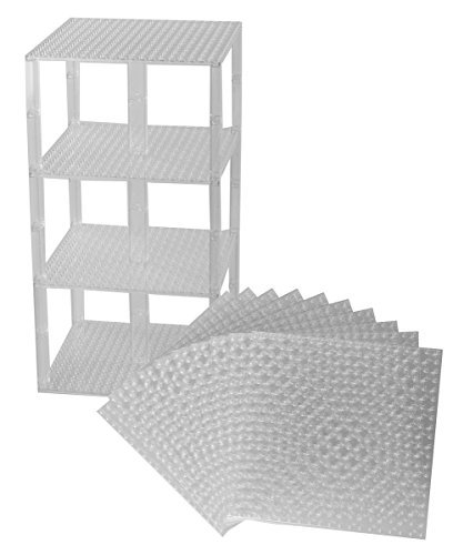 Classic Stackable Baseplates 6