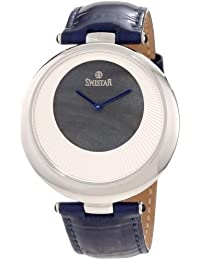 "Swistar Women's 602-25L Mo Revolutionary ""Crownless"" Push Button Quartz Movement Watch"