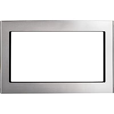 JX7227SFSS - Deluxe Built-In Trim Kit For 2.2 Microwave Ovens/ Compatible With PEB7226SF Models/ Stainless Steel Finish