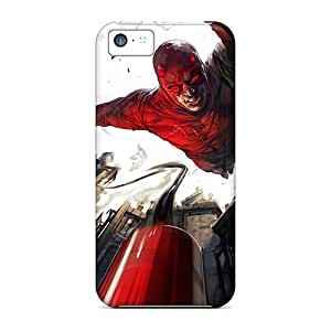 Premium Rqe14515hvuo Case With Scratch-resistant/ Daredevil I4 Case Cover For Iphone 5c