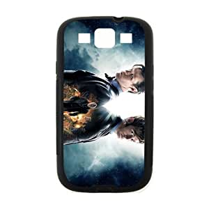 El policarbonato duro Samsung Galaxy S3 Cubierta Doctor Who impresi¨®n fina delgada del casoE-000621
