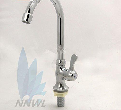 Basin faucet kitchen faucet copper faucet cold dish basin