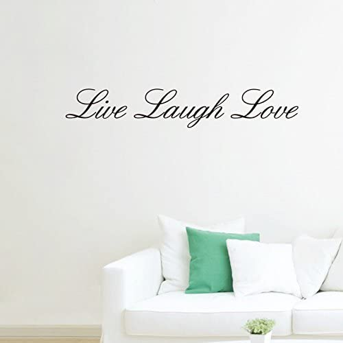 Laugh Removable Stickers Decals Decor