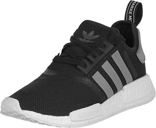 adidas NMD R1 Black Grey White Black