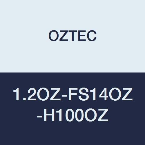 1 Steel Head 14/' Flexible Shaft 1 Steel Head OZTEC 1.2OZ-FS14OZ-H100OZ Concrete Vibrator 1 Phase AC//DC 9 Amp Motor 14 Flexible Shaft