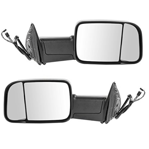 Truck Power Folding Mirror - 5