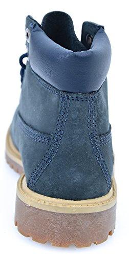 6 Unisex inch Classici Timberland Blue bambini Wp Premium Stivali wzOdfq6f