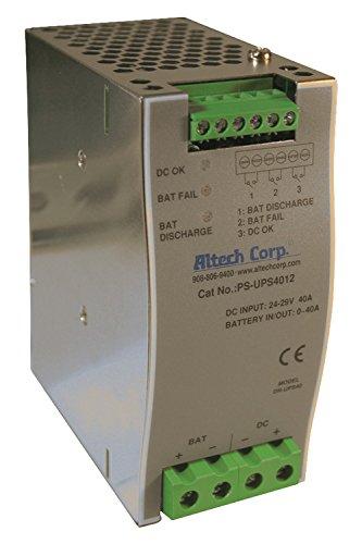3 Year Warranty 0-40A Current Range 40A UPS Battery Controller 21-29VDC-Battery 24-29VDC Voltage Range