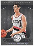 Victor Claver 2013-14 Panini Totally Certified Portland Trail Blazers Card #188