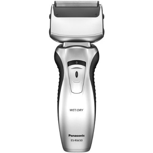 Panasonic ES-RW30 Dual-Blade Electric Shaver Wet& Dry with Flexible Pivoting Head ES-RW30-S511 Men' sShaver washable twinblade