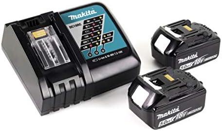Pas Cher Makita DTD171RTJ Visseuse à Chocs Brushless + 2 Batteries 18V 5Ah Li-ION + Coffret Makpac, Couleur, Size  URQmc