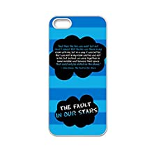 Print With The Fault In Our Stars For Iphone5 Apple Desiger Back Phone Case For Girly Choose Design 1