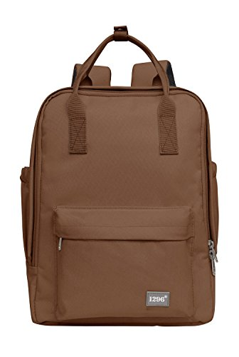 10 cm 35 Korallrot BLNBAG U3 Casual Red Brown liters Braun Daypack 1wXUI