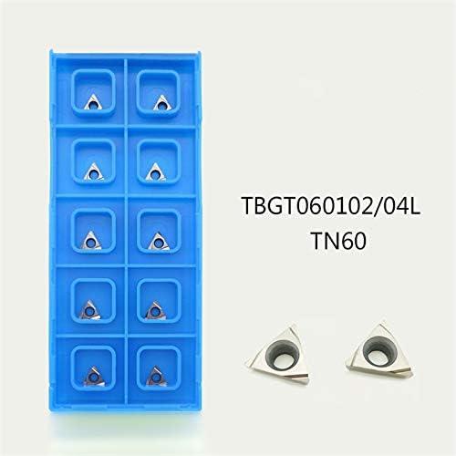 10Pcs Gaobey TBGT060102L PR930 CNC Carbide Inserts