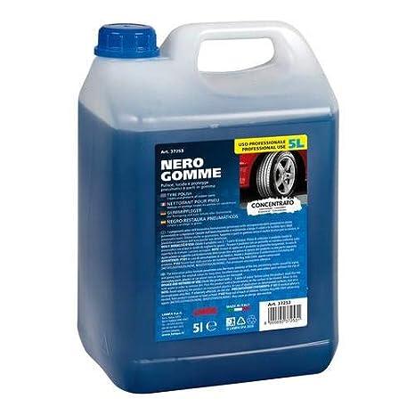 Nero Gomme Professionale.Lampa 37253 Nero Gomme 5 Litri Concentra To Uso Professionale