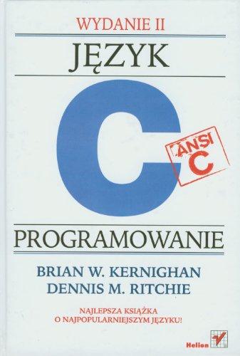 Jezyk ANSI C Programowanie
