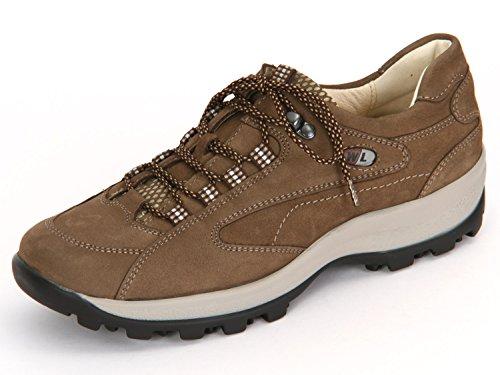 Waldläufer , Chaussures de ville à lacets pour femme