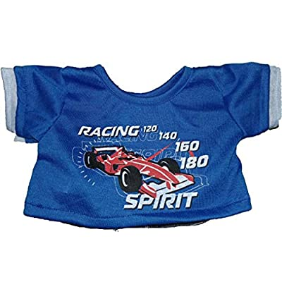 Cool Racecar Outfit Fits Most 14