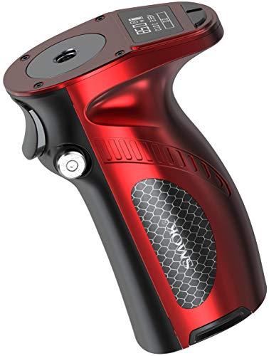 Mag Grip 100 Watt Akkuträger ohne 18650/20700/21700 Akkuzellen – von Smok – Farbe: rot-schwarz