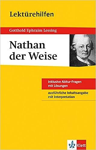 Nathan Der Weise Zusammenfassung Aufzug 1 Auftritt 3