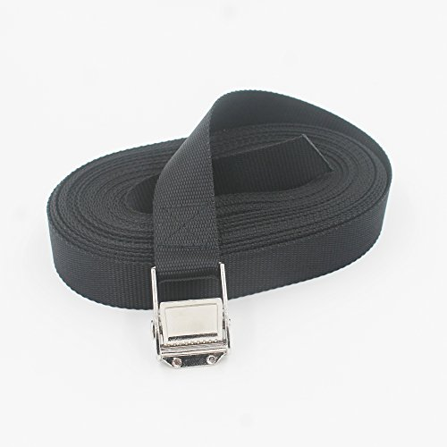 33 ft (396 inches) nylon Bed Suspender Twin to King Bed Strap |Bed Connector |Bed Joiner | Bed Doubling System | Mattress Connecting Strap
