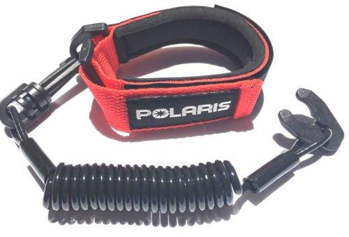 Pwc Safety Lanyard (Polaris SL SLT SLTX Virage Octane MSX All Models New Wrist/Vest Lanyard)