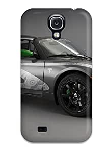 EWSBfsa5561BQeII Cody Elizabeth Weaver Awesome Case Cover Compatible With Galaxy S4 - Tag Heuer Tesla Roadster