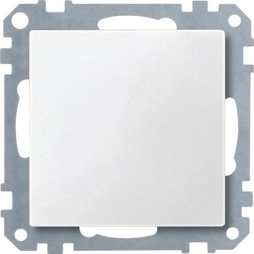System M polarwei/ß Merten 391819 Blindabdeckung