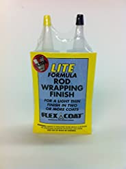 F4YL Flex Coat 4 oz. Kit Lite Wrap Finish - Yonker Cap by Flex Coat