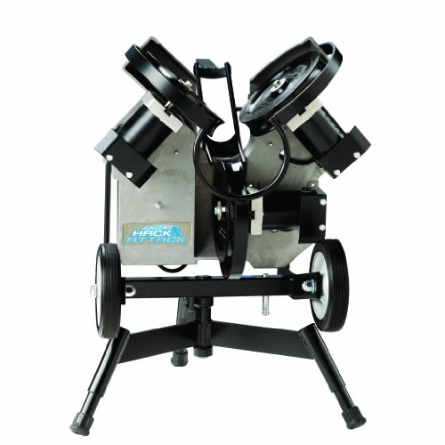 Junior Hack Attack Softball Pitching Machine by Sports Attack (Best Pitching Machine For Little League)