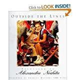Outside the Lines, Alexandra Nechita, 1563523078