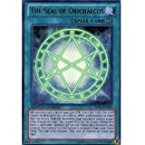 Yu-Gi-Oh! - The Seal of Orichalcos (LC03-EN001) - Legendary Collection 3: Yugi's World - Limited Edition - Ultra Rare