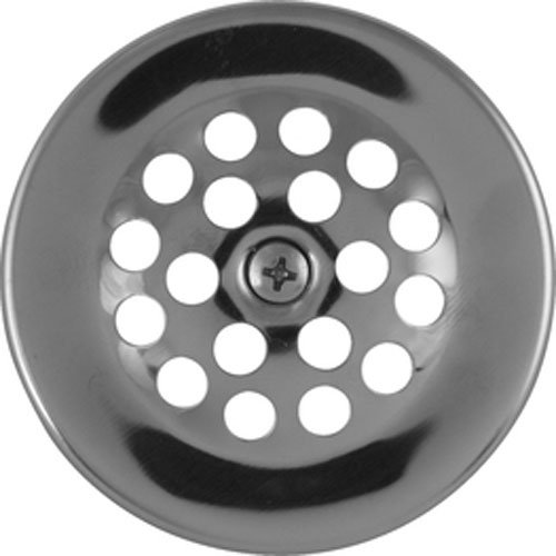 "Strainer Dome Cover, 3"" Polished Chrome PLUMB PAK 3"" Polished Chrome Plumbpak PP826-64"