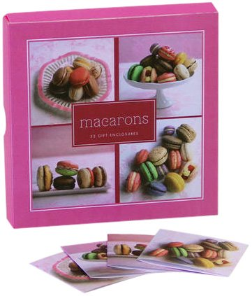 Download Macarons Mini Cards PDF
