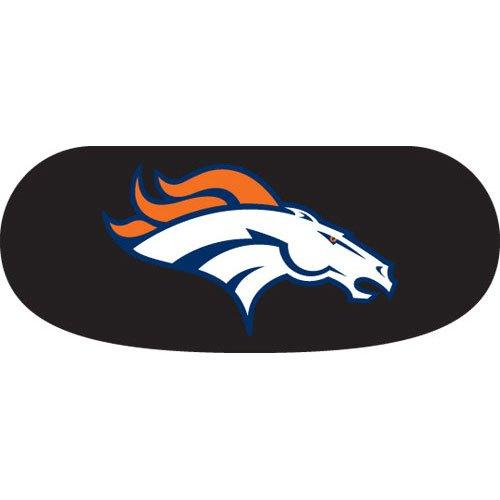 Denver Broncos NFL Eyeblack Strips (6 Each)