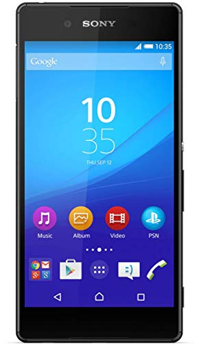 Sony Xperia Z4-32GB, 4G LTE, Black