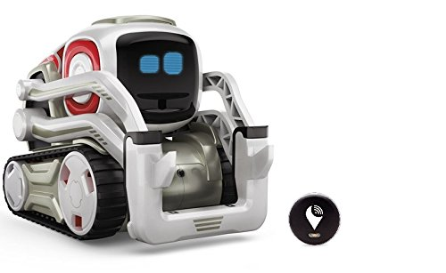 Cozmo and TrackR pixel Black by Anki